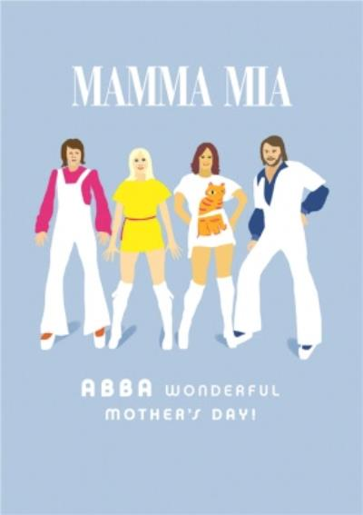 Music Have A Wonderful Mother's Day Card