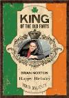 Irelands King Of Farts Photo Upload Card