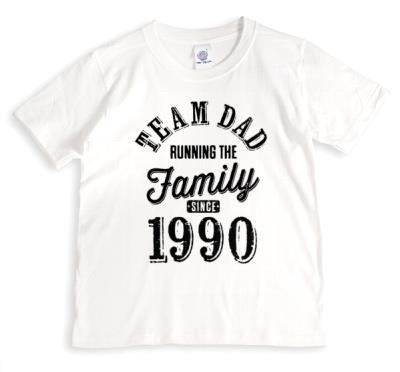 Father's Day Team Dad Personalised T-shirt