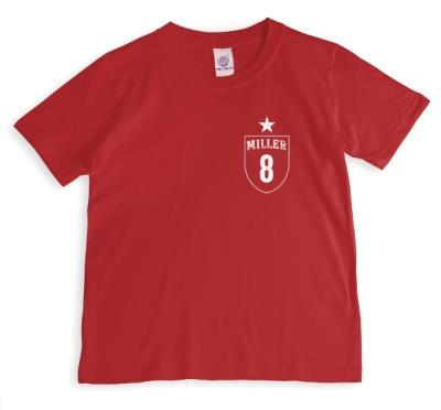 Football Shirt Personalised T-shirt