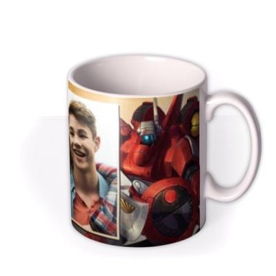 Warhammer Characters Photo Upload Mug