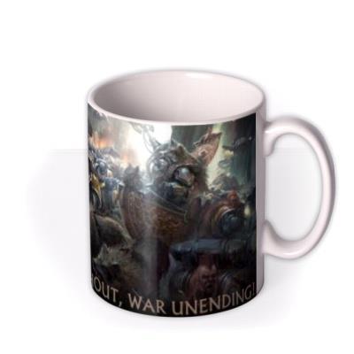 Warhammer War Within War Without War Unending Mug