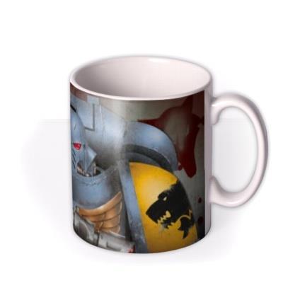 Warhammer Space Marine Image Mug