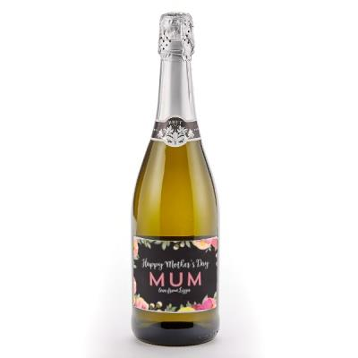 Mother's Day Personalised Prosecco
