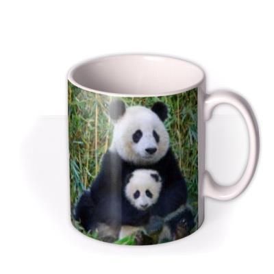Mother's Day Panda Personalised Mug