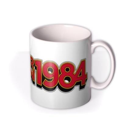 Wonder Woman 1984 Retro Mug