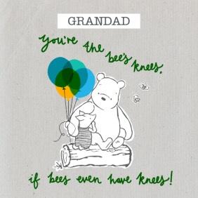 Winnie The Pooh Birthday Cards