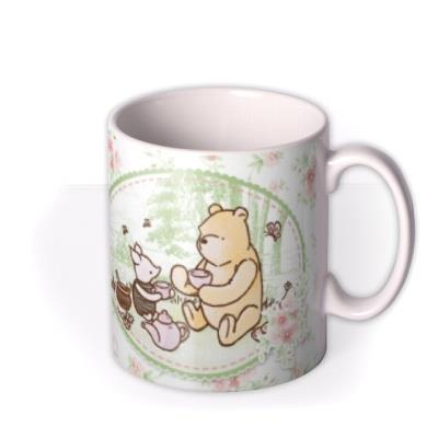 Winnie the Pooh Grandma Personalised Mug