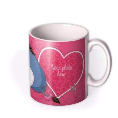 Winnie the Pooh Eeyore Photo Upload Mug