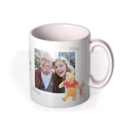 Most Brilliant Dad  Mug - Disney - Winnie the Pooh and piglet