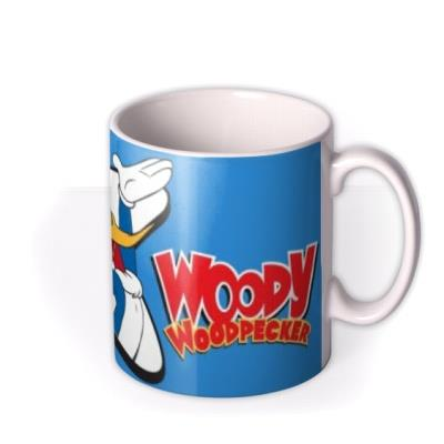 Universal Woody Woodpecker Guess Who Retro Mug