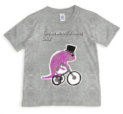 They See Me Rollin' Personalised T-shirt