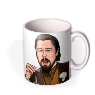Leonardo Dicaprio Spoof Mug