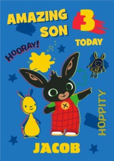 Bing Amazing Son Card