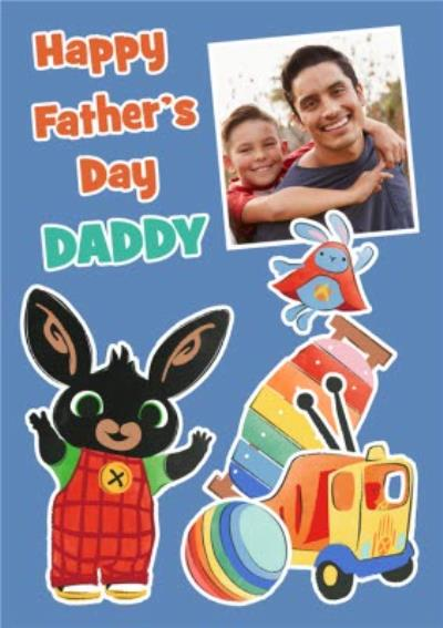 Bing Happy Fathers Day Daddy Card