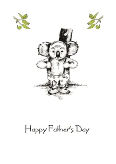 Blinky Bill all grown up Father's Day