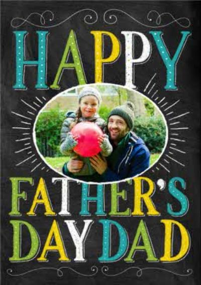 Father's Day Card - Personalised