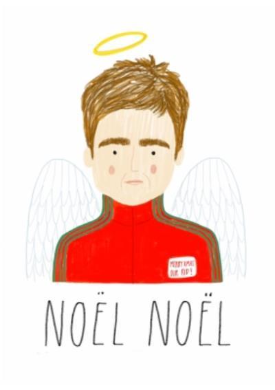 Noel Noel Card