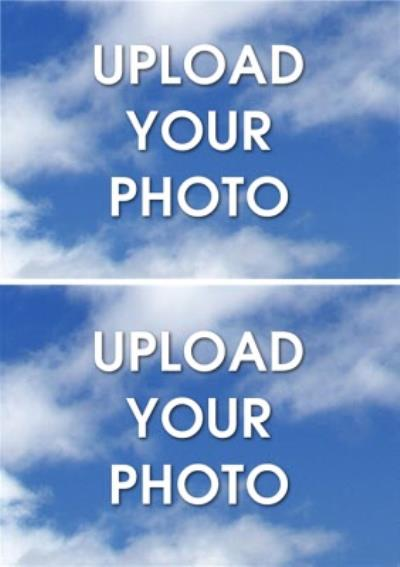 Create Your Own Photo Upload Postcard