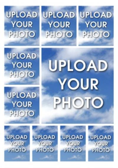 Create Your Own - Photo Upload Postcard