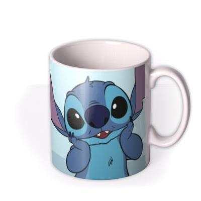 Disney Lilo And Stitch Totally Chill Vibes Mug