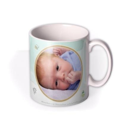 Mother's Day Winnie the Pooh First Photo Upload Mug