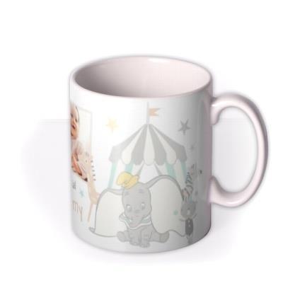 Mother's Day Disney Dumbo Photo Upload Mug