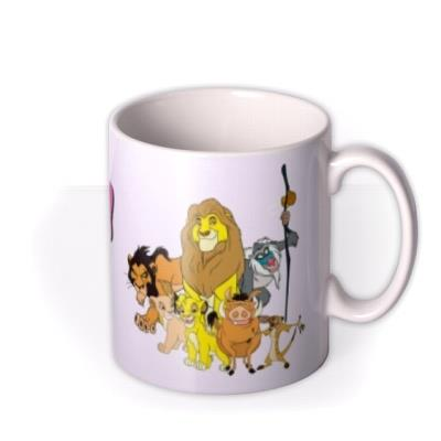 Lion King Characters Mug - Let's Party like it's 1994!