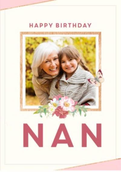 Traditional Birthday card