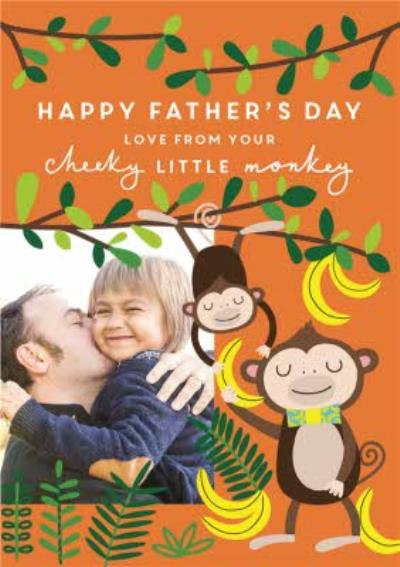 Happy Father's Day From Your Son Card