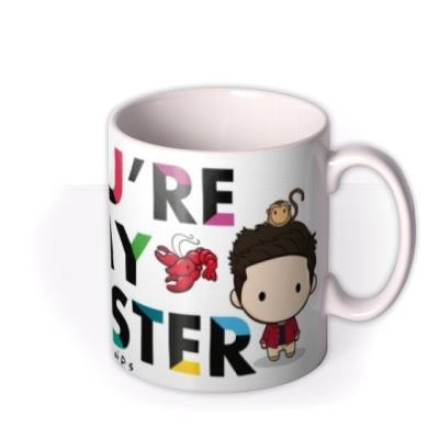 Friends TV Youre My Lobster Mug