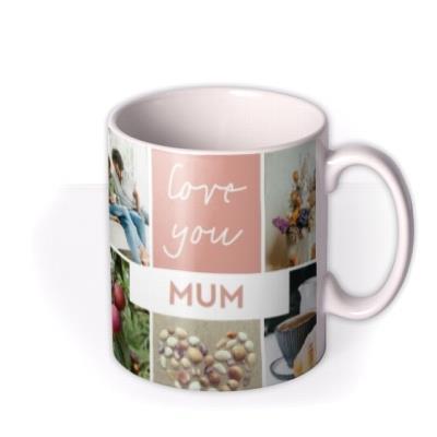 Multi Photo Upload Mother's Day Mug