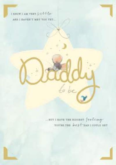 Star Daddy To Be Card
