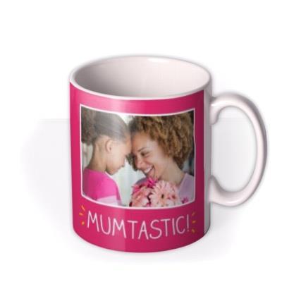 Happy Jackson Mumtastic Photo Upload Mug