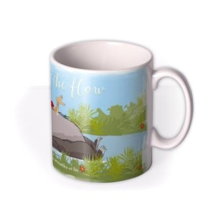 Disney Jungle Book The Flow Personalised Mug