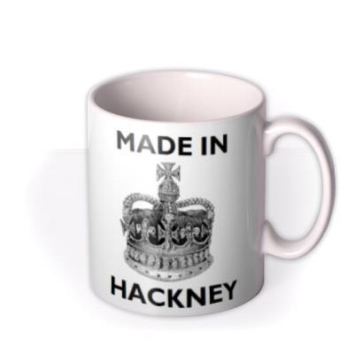 Made In Personalised Mug