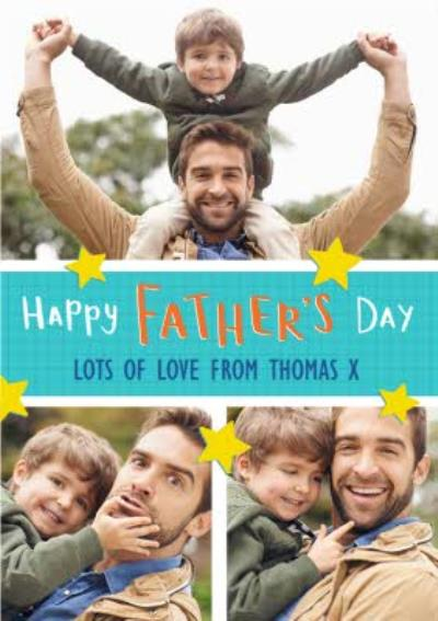 Photo Father's Day Cards
