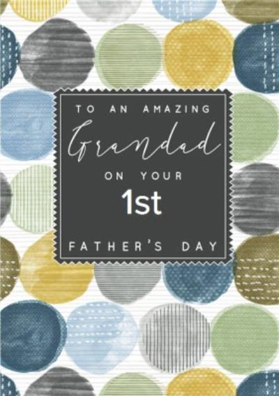 Laura Darrington 1st Father's Day Father's Day Card