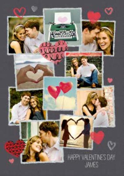 Valentine's Day Card - Photo