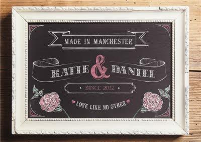 Personalised Love Like No Other Framed Card
