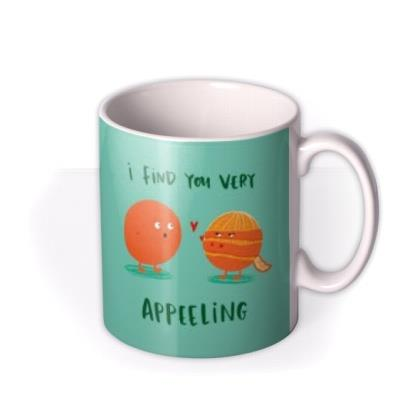 Lucy Maggie I Find You Very Appealing Mug