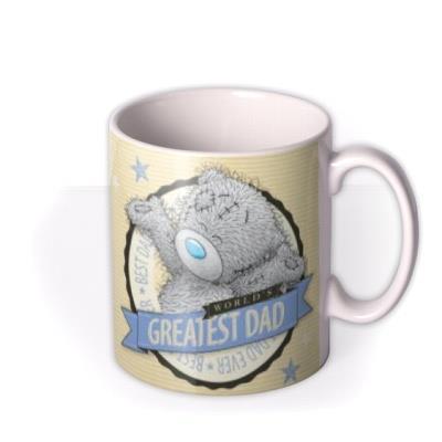 Tatty Teddy World's Greatest Dad Personalised Mug