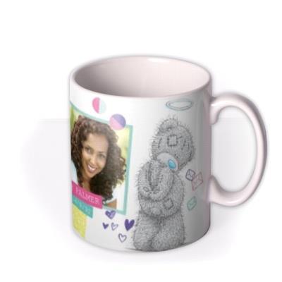 Tatty Teddy Virgo Zodiac Personalised Mug
