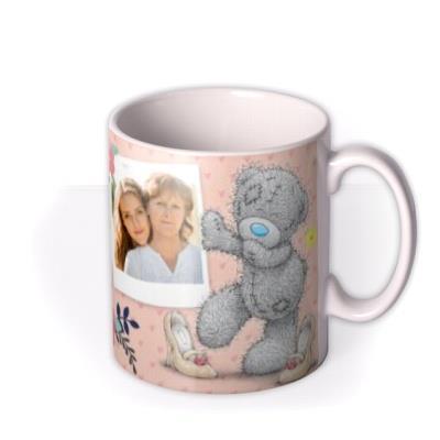 Mother's Day Tatty Teddy 3 Photo Upload Mug