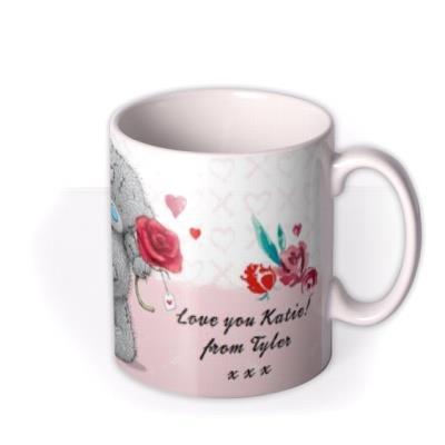 Tatty Teddy I Love You Valentine's Day Photo Mug