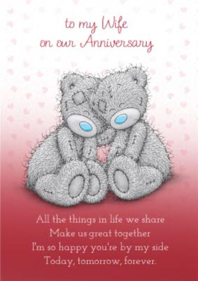Anniversary Card For Wife
