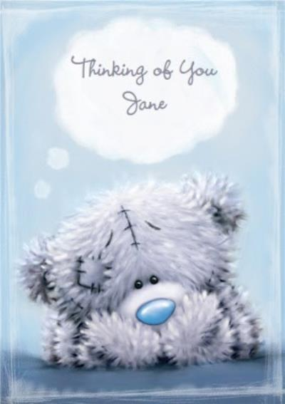 Me To You Thinking Of You Card