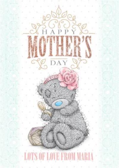 Mother's Day Card Tatty Teddy Fashion