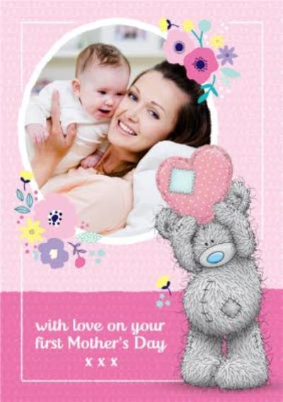 First Mother's Day Card - Photo Upload