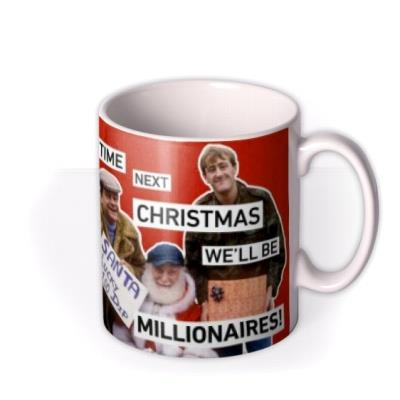 Only Fools And Horses This Time Next Christmas Mug